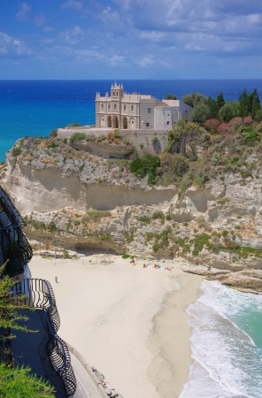 Tropea church  photo