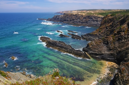 cabo: Cabo Sardao coast
