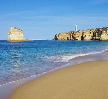 wasser: Algarve Strand Caneiros - Algarve beach Caneiros 01