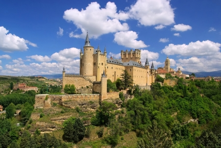 alcazar: Segovia Alcazar