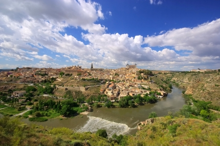 toledo town: Toledo town Panorama