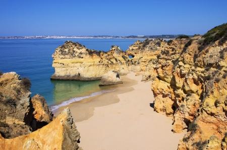 barlavento: Algarve beach Dos Tres Irmaos