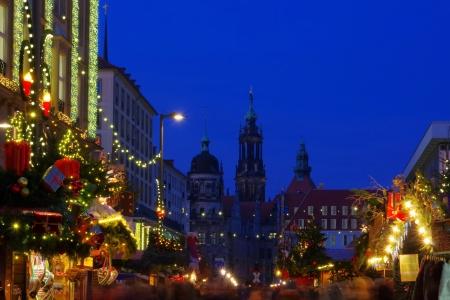striezelmarkt: Dresden christmas market