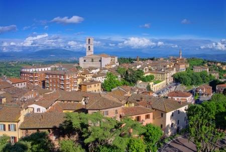 Perugia Standard-Bild - 25132709