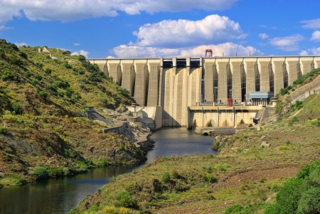 hydropower: central hidroel�ctrica