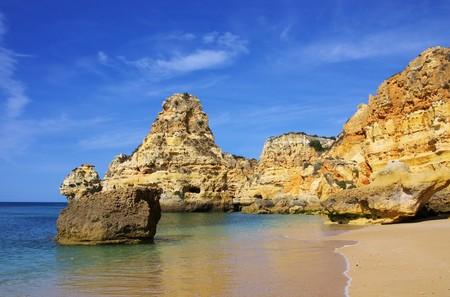 barlavento: Algarve beach Marinha