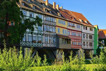 erfurt: Erfurt Kraemerbruecke