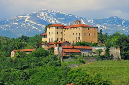 saluzzo: Saluzzo Castello della Manta