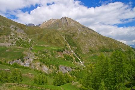 Little St Bernard Pass  photo