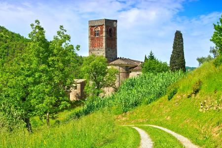 abbazia: Borzone Abbazia di Sant Andrea