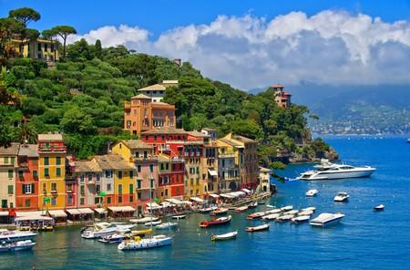 Portofino 写真素材