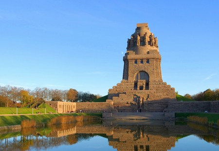 nations: Leipzig Monument to the Battle of the Nations Editorial