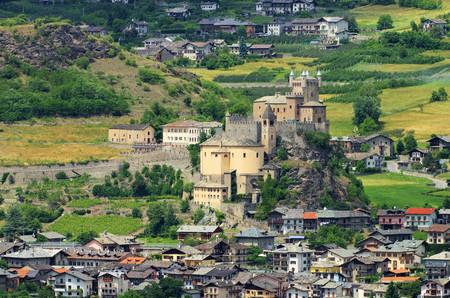 castello: Saint-Pierre Castello