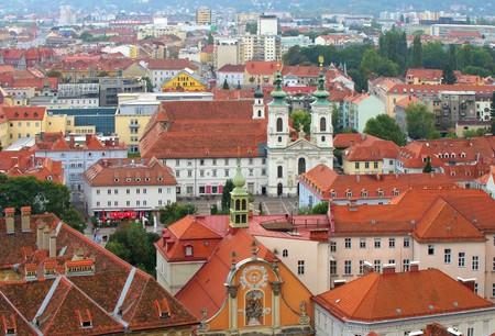 Graz Church Mariahilf