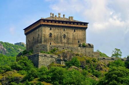 castello: Verres Castello