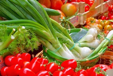 stall: market stall for vegetable