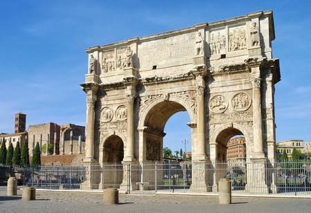 constantine: Rome Arch of Constantine