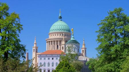 nicholas: Potsdam St. Nicholas Church