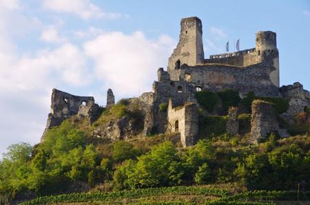 donjon: Senftenberg castle Editorial