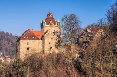 Erz: Liebstadt castle Kuckuckstein