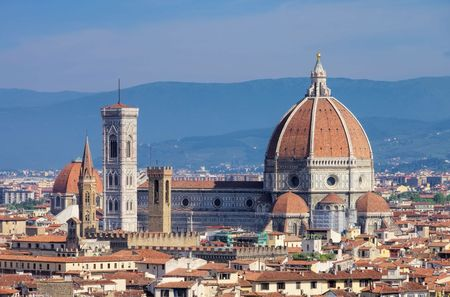 Florence cathedral 写真素材