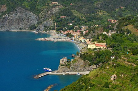 yegua: Cinque Terre Monterosso