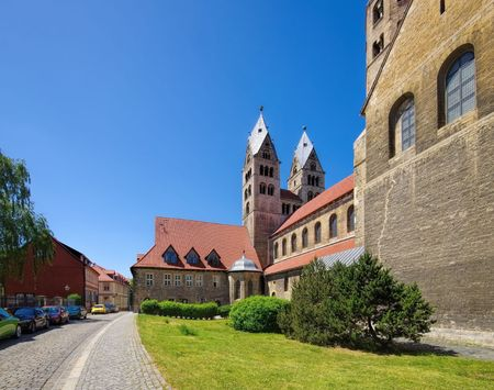 our: Halberstadt Church of Our Lady