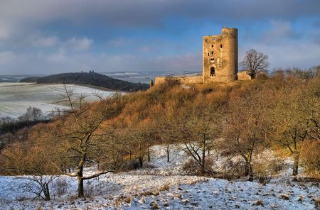 ruin: Arnstein castle ruin