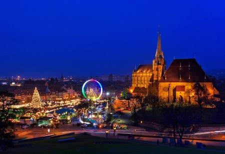 Erfurt christmas market Editorial