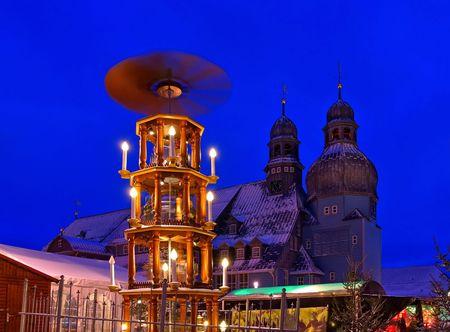 christmas market: Clausthal-Zellerfeld Christmas Market
