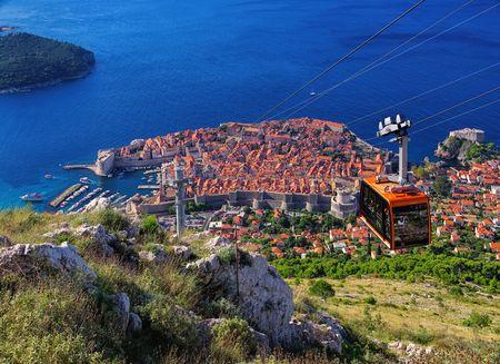 ropeway: Dubrovnik ropeway