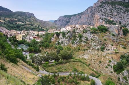 calabria: Civita village in Calabria