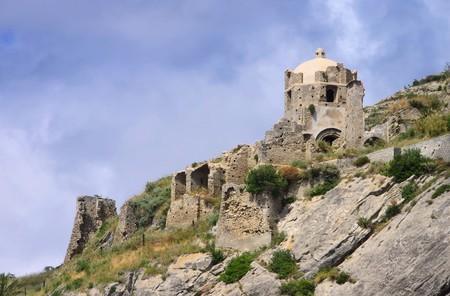 castello: Amantea Castello