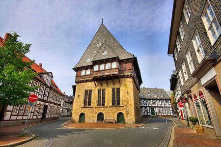 gild: Goslar gild house