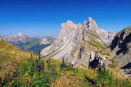 odle: Gruppo delle Odle in Dolomiti