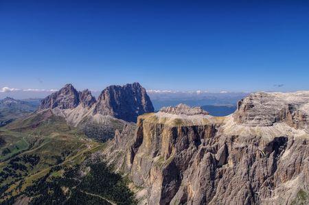sella: Sella group in Dolomites, Alps