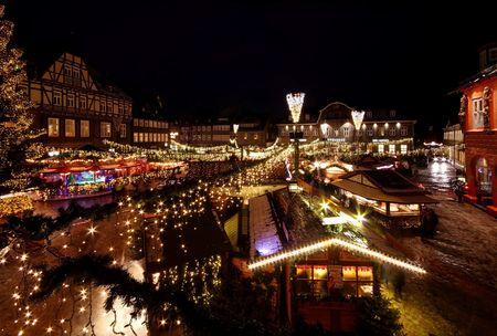 christmas market: Goslar Christmas Market