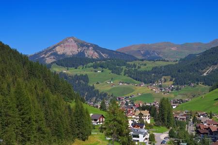gardena: Val Gardena Wolkenstein in Alps, Dolomites