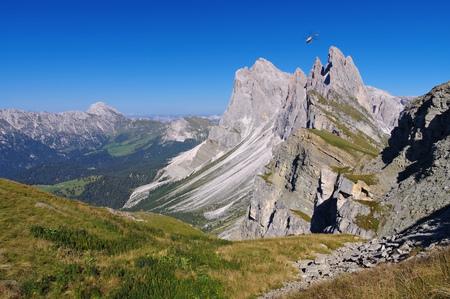 odle: Gruppo delle Odle in Dolomites