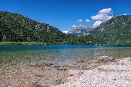 lago: Lago di Cavazzo in Alps