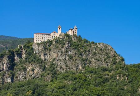 alto adige: Saeben Abbey in Alto Adige