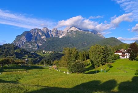 dei: Gruppo dei Brentoni in Alps, Italy