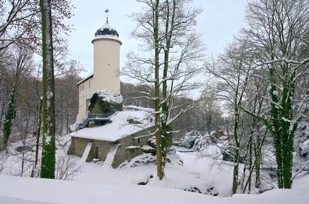donjon: Chemnitz castle Rabenstein