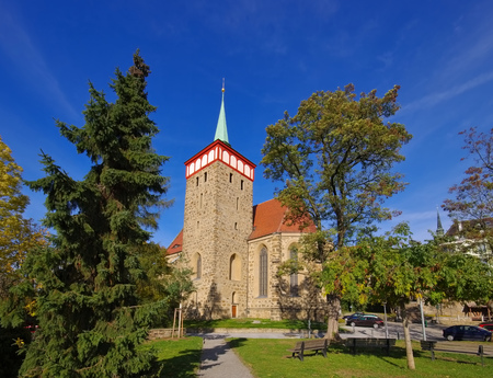 michael: church St. Michael in Bautzen,  Upper Lusatia in Germany