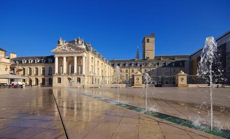 Place de la Liberation, Dijon, France in Burgundy Editöryel