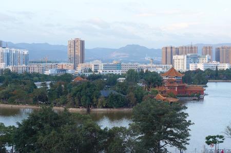 yunnan: China Yunnan city