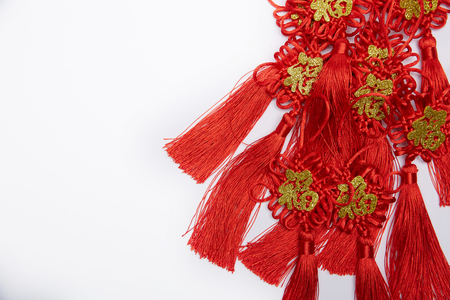 Chinese New Year Festival material Stock Photo