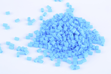Pvc polymer material