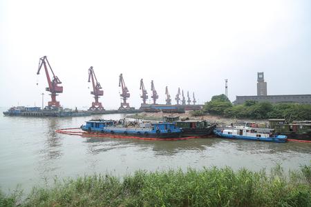 Port of gantry crane Publikacyjne