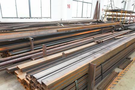Factory steel scrap